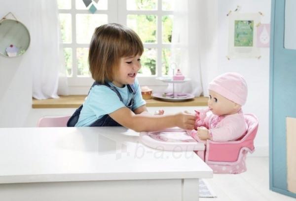 Lėlės kėdutė 701126 Zapf Creation Baby Annabell Table Seat Paveikslėlis 5 iš 6 310820137233