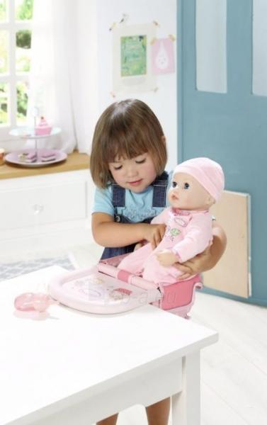 Lėlės kėdutė 701126 Zapf Creation Baby Annabell Table Seat Paveikslėlis 6 iš 6 310820137233