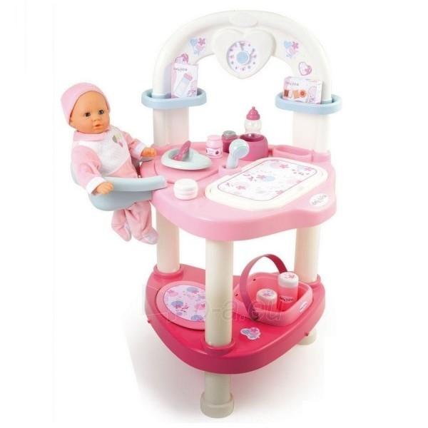 Lėlės priežiūros rinkinys | Baby Nurse | Smoby Paveikslėlis 1 iš 2 250710900774
