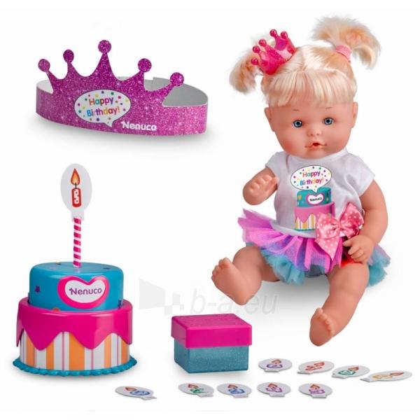 Lėlytė | Happy Birthday | Nenuco Paveikslėlis 1 iš 6 310820157325