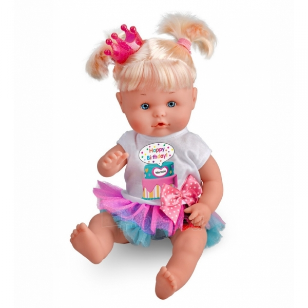 Lėlytė | Happy Birthday | Nenuco Paveikslėlis 3 iš 6 310820157325