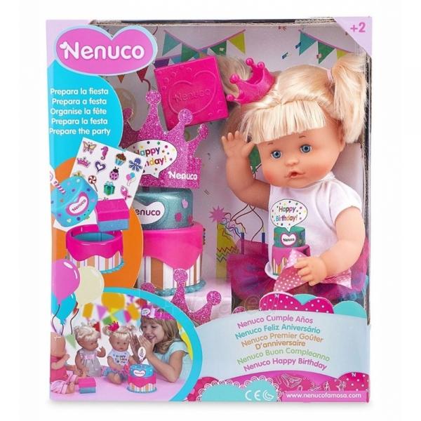 Lėlytė | Happy Birthday | Nenuco Paveikslėlis 4 iš 6 310820157325