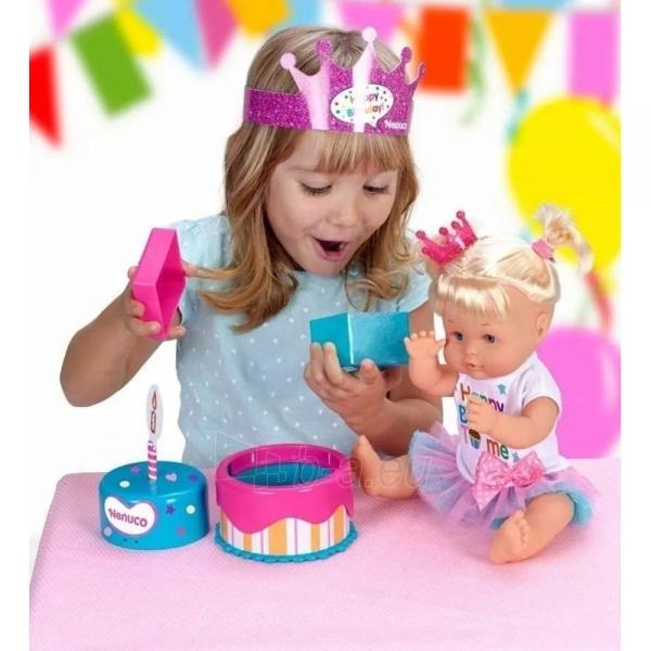 Lėlytė | Happy Birthday | Nenuco Paveikslėlis 5 iš 6 310820157325