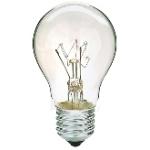 Lempa kaitrinė E27 100W, 240V, 1340lm, 1000h, skaidri, pramoniniui naudojimui, Iskra Paveikslėlis 1 iš 1 224121000971