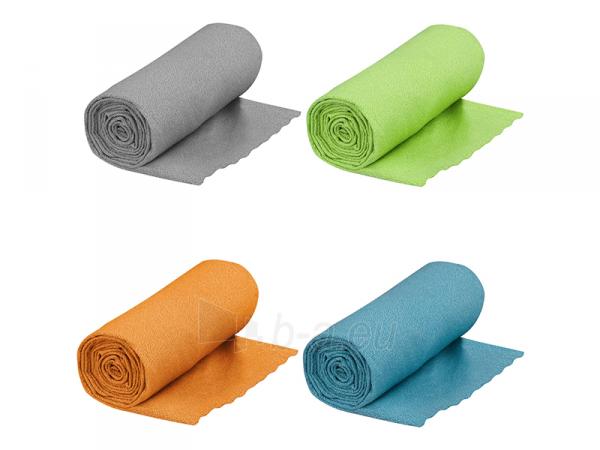 Lengvas mikropluošto rankšluostis Airlite Towel XL Žalia Paveikslėlis 1 iš 5 310820231684