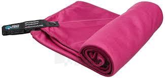 Lengvas mikropluošto rankšluostis Pocket Towel XL 150 x 75 Oranžinė Paveikslėlis 3 iš 7 310820231677