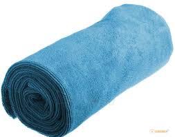Lengvas mikropluošto rankšluostis Tek towel L 120 x 60 Mėlyna Paveikslėlis 1 iš 6 310820231578