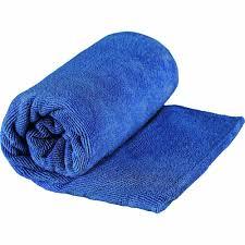 Lengvas mikropluošto rankšluostis Tek towel XL 150 x 75 Mėlyna Paveikslėlis 1 iš 5 310820231572