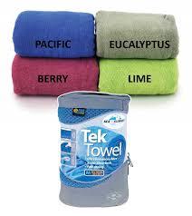 Lengvas mikropluošto rankšluostis Tek towel XL 150 x 75 Mėlyna Paveikslėlis 5 iš 5 310820231572