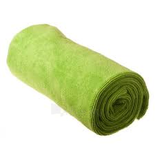 Lengvas mikropluošto rankšluostis Tek towel XL 150 x 75 Šviesiai žalia Paveikslėlis 1 iš 5 310820231573