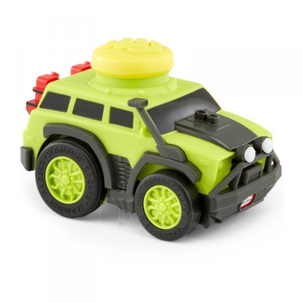 Lenktyninė bekelės mašina visureigis   Slammin Racers Off-Road   Little tikes Paveikslėlis 1 iš 5 310820157103