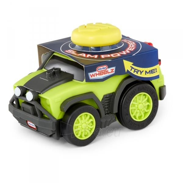 Lenktyninė bekelės mašina visureigis   Slammin Racers Off-Road   Little tikes Paveikslėlis 4 iš 5 310820157103