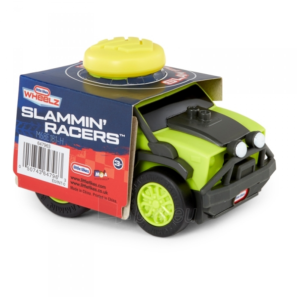 Lenktyninė bekelės mašina visureigis   Slammin Racers Off-Road   Little tikes Paveikslėlis 5 iš 5 310820157103