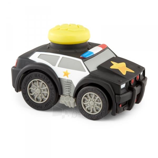 Lenktyninė policijos mašina | Slammin Racers Police Car | Little tikes Paveikslėlis 1 iš 6 310820157106