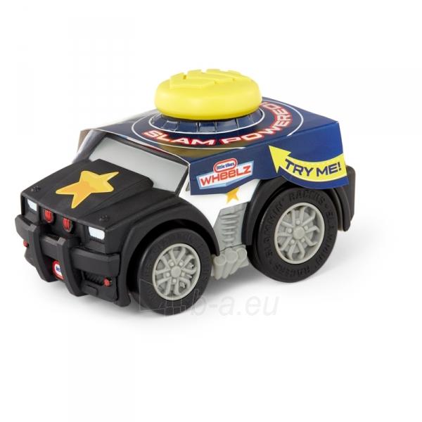 Lenktyninė policijos mašina | Slammin Racers Police Car | Little tikes Paveikslėlis 5 iš 6 310820157106