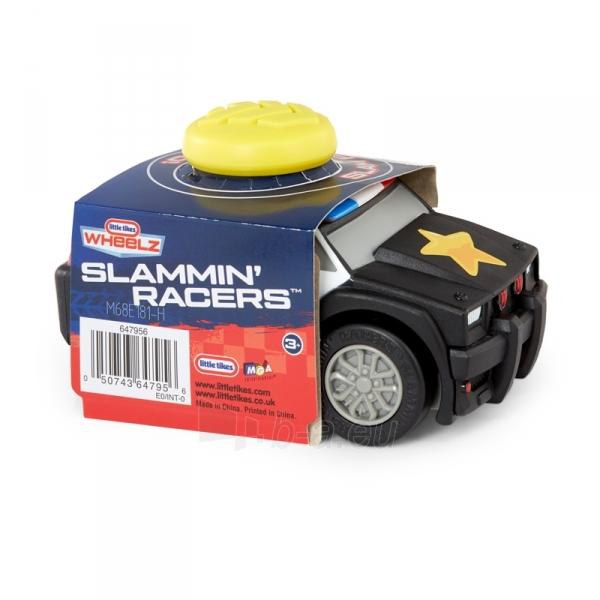 Lenktyninė policijos mašina | Slammin Racers Police Car | Little tikes Paveikslėlis 6 iš 6 310820157106