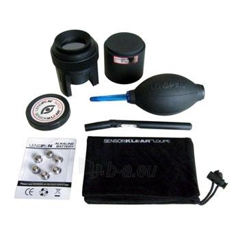 Lenspen rinkinys SensorKlear Loupe Kit Paveikslėlis 1 iš 2 2502220409001438