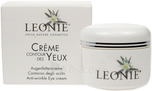 Leonie Anti Wrinkle Eye Cream Cosmetic 30ml Paveikslėlis 1 iš 1 250840800166