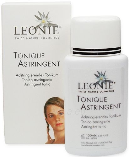 Leonie Astringent Tonic Cosmetic 100ml Paveikslėlis 1 iš 1 250840700283