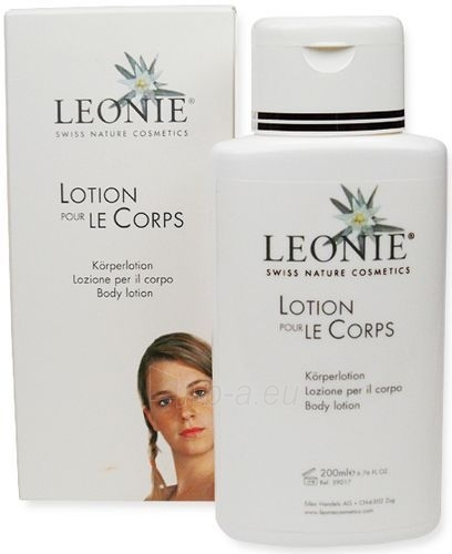 Leonie Body Lotion Cosmetic 200ml Paveikslėlis 1 iš 1 250850200544