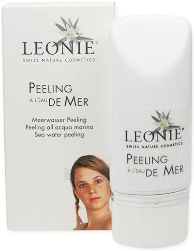 Leonie Sea Water Peeling Cosmetic 75ml Paveikslėlis 1 iš 1 250850300023