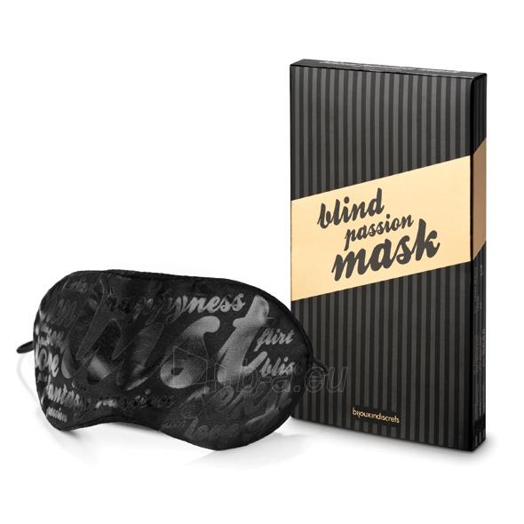 Les Petits Bonbons - Blind Passion Mask Paveikslėlis 1 iš 1 25140919000040
