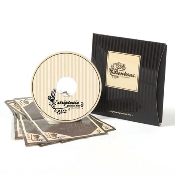 Les Petits Bonbons - Striptease Greatest Hits Paveikslėlis 1 iš 1 2514153000044