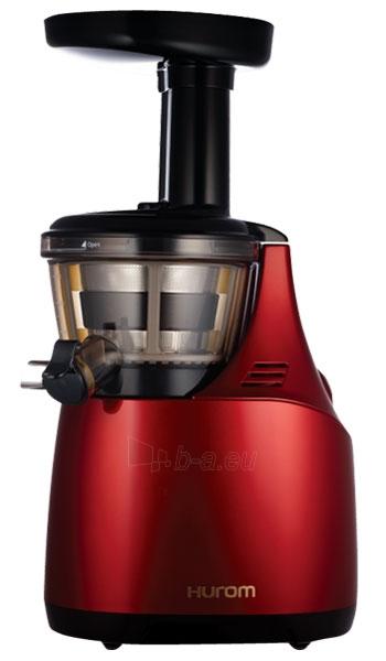 Lėtaeigė sulčiaspaudė Hurom HE-500 Red (RBE04) Paveikslėlis 1 iš 5 250120300244