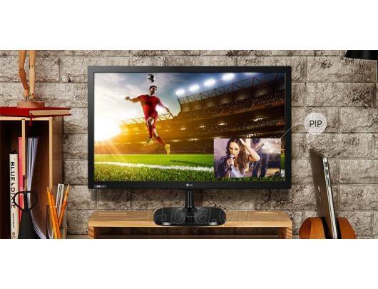 LG 22MT58DF Monitorius su TV imtuvu Paveikslėlis 4 iš 4 310820038583