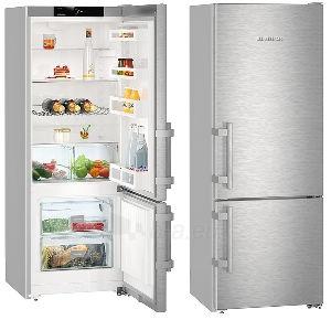 LIEBHERR CUef 2915 Refrigerator Paveikslėlis 1 iš 1 310820045196