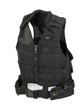 Liemenė su diržu Lowepro S&F Dlx Belt and Vest Kit (S/M) Paveikslėlis 1 iš 4 2502220409001366