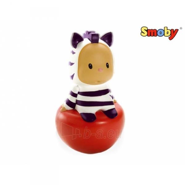 Linguojantis žaisliukas  - zebras | Cotoons | Smoby Paveikslėlis 2 iš 4 30024800240