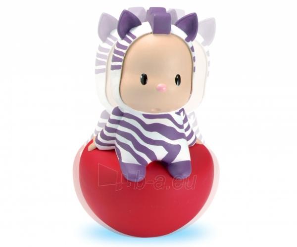 Linguojantis žaisliukas  - zebras | Cotoons | Smoby Paveikslėlis 3 iš 4 30024800240