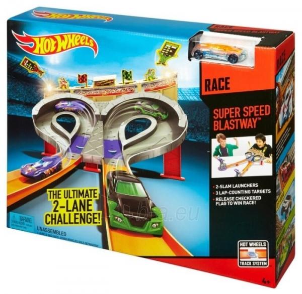 CDL49 Трек linksma trasa Hot Wheels MATTEL Paveikslėlis 1 iš 3 310820047909