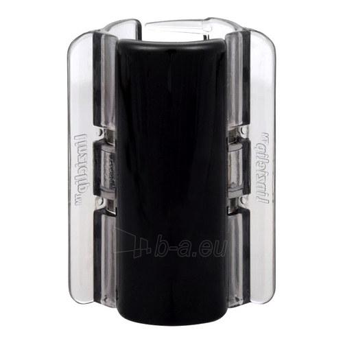 Linziclip Maxi Hair Clip Cosmetic 1vnt. Black Translucent Paveikslėlis 1 iš 1 30066800238