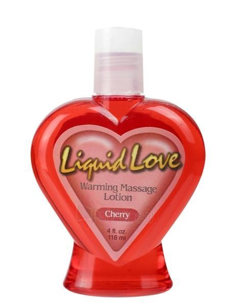 Liquid Love masažo losjonas - Vyšnia Paveikslėlis 1 iš 1 2514124000013