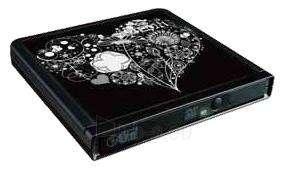 LITE-ON DVDRW 8X RET EXT BLACK SLIM USB Paveikslėlis 1 iš 1 250255300080