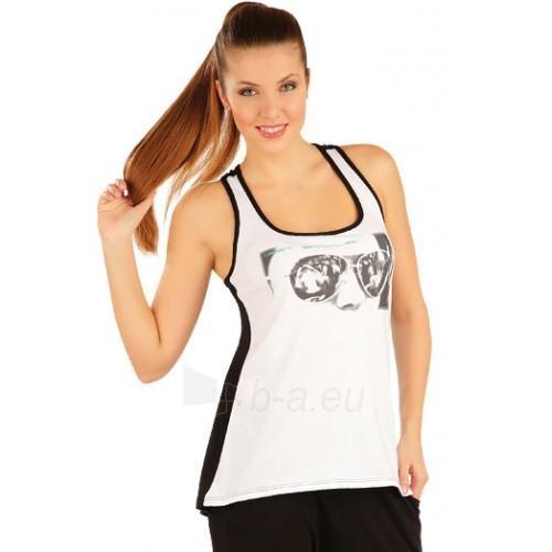 Litex Moteriški Marškinėliai 80147 (Dydis: M) Paveikslėlis 1 iš 2 250940000305
