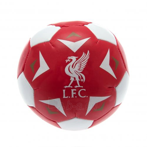Liverpool F.C. antistresinis kamuoliukas (Raudonas) Paveikslėlis 1 iš 4 251009000524