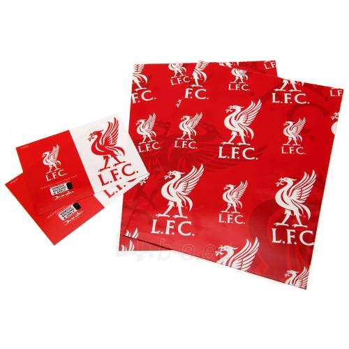 Liverpool F.C. dovanų pakavimo rinkinys Paveikslėlis 1 iš 3 251009000531