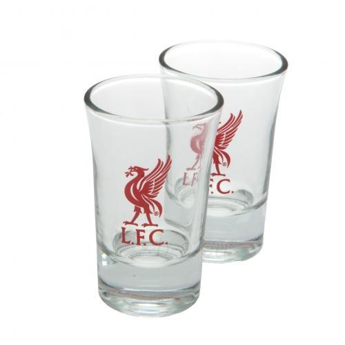 Liverpool F.C. dviejų stikliukų rinkinys Paveikslėlis 1 iš 4 251009001127