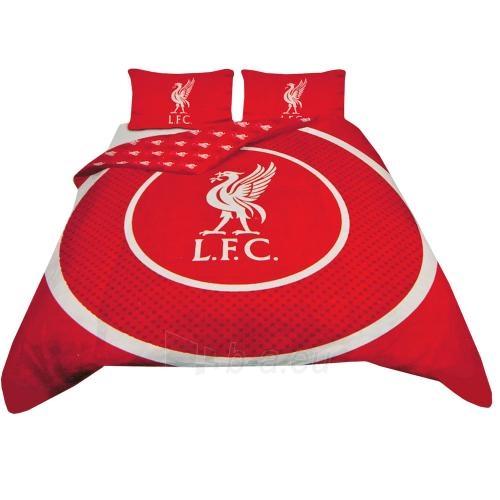 Liverpool F.C. dvigulės, dvipusės patalynės komplektas Paveikslėlis 1 iš 3 251009000537