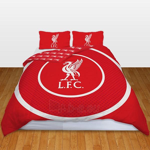 Liverpool F.C. dvigulės, dvipusės patalynės komplektas Paveikslėlis 2 iš 3 251009000537