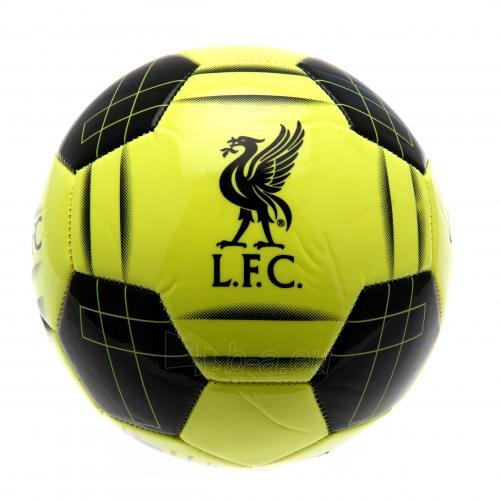 Liverpool F.C. futbolo kamuolys (Geltonai žalias) Paveikslėlis 1 iš 4 251009000544