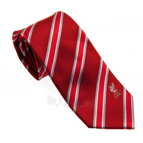 Liverpool F.C. kaklaraištis (Dryžuotas) Paveikslėlis 3 iš 3 310820061052