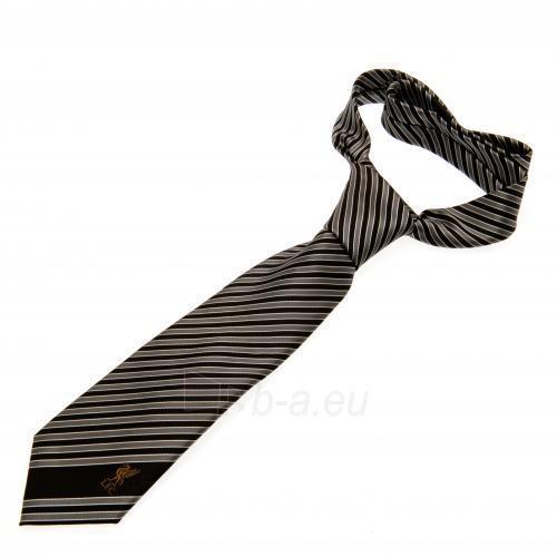 Liverpool F.C. kaklaraištis (Pilkas, dryžuotas) Paveikslėlis 1 iš 2 310820060751