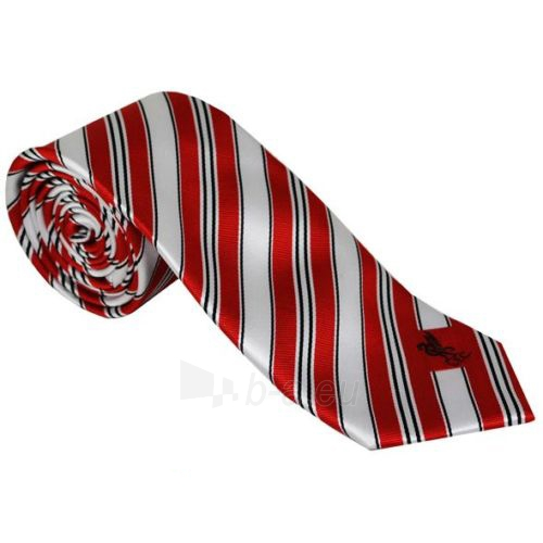 Liverpool F.C. kaklaraištis (Raudonas dryžuotas) Paveikslėlis 1 iš 2 251009001501
