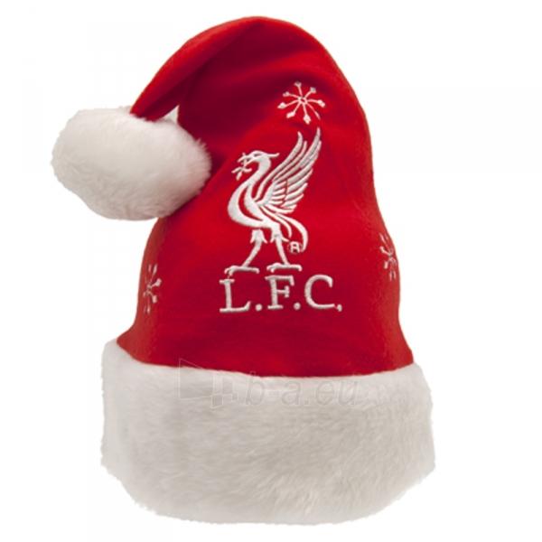 Liverpool F.C. Kalėdų senelio kepurė su bumbulu Paveikslėlis 1 iš 2 251009001510