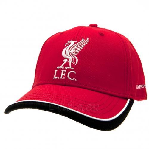 Liverpool F.C. kepurėlė su snapeliu (su pavadinimu) Paveikslėlis 1 iš 4 251009000561