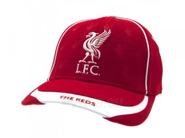 Liverpool F.C. kepurėlė su snapeliu (The Reds) Paveikslėlis 1 iš 3 251009000562